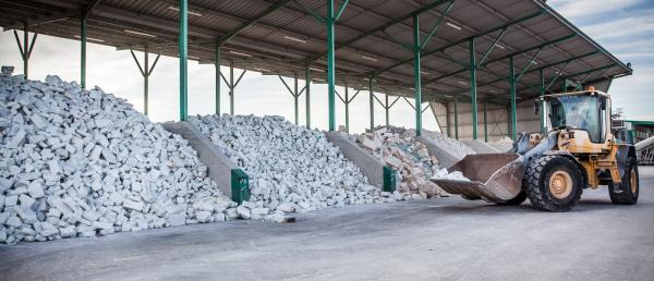 management of refractory waste